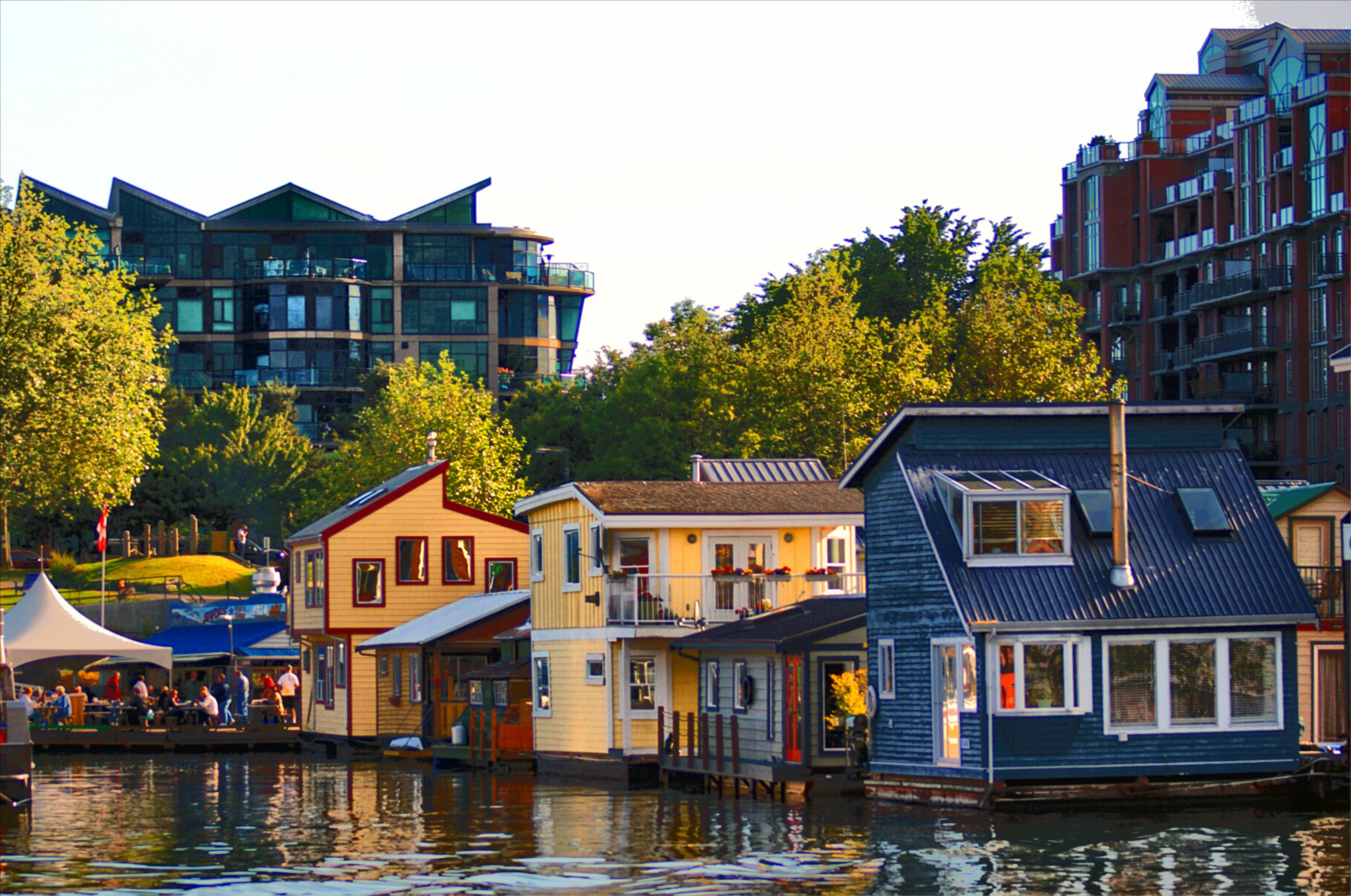 Fisherman's Wharf - Victoria, BC