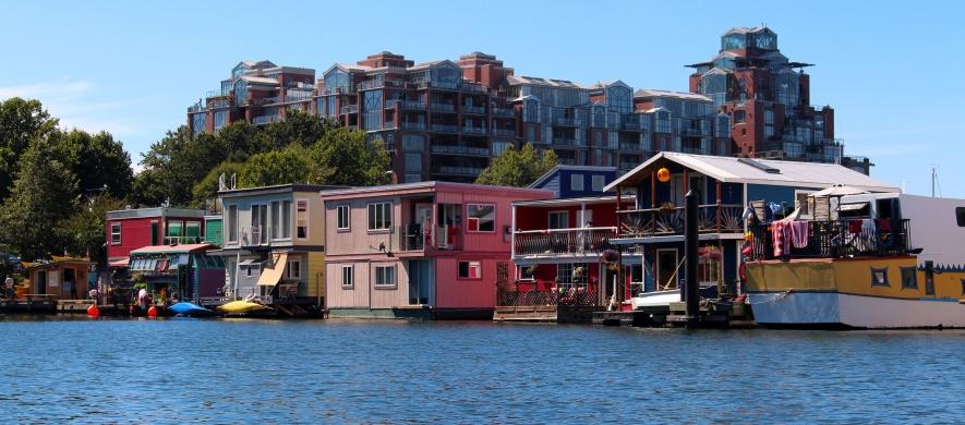 Fisherman's Wharf Float Home Village